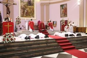 Missa de ordenação diaconal  (2)