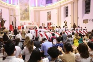 Missa de ordenação diaconal  (6)