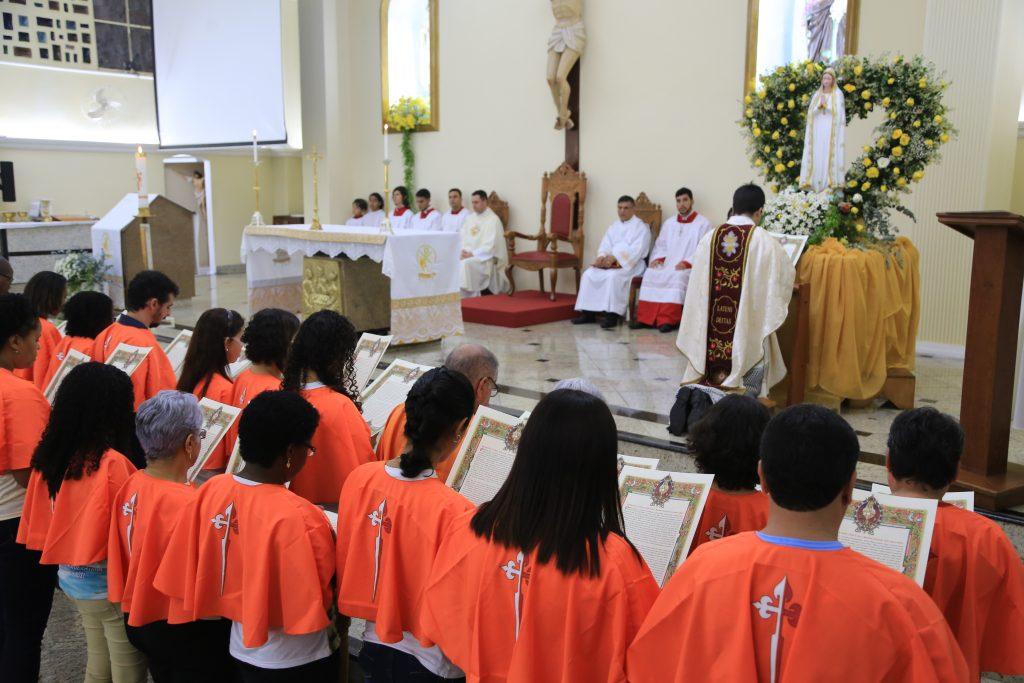 Consagração a Nossa Senhora em Macaé