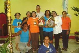 Maria Azevedo e Letícia Silva do DF