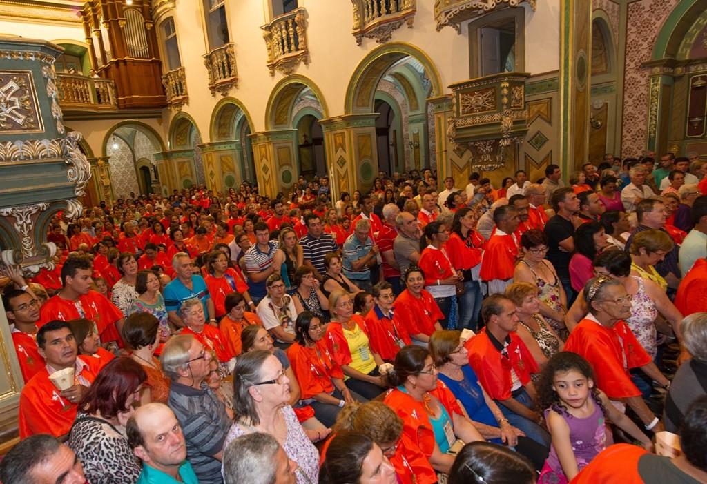 Missa Basílica Velha