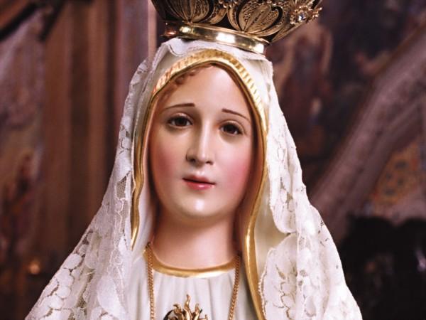 Nossa Senhora de Fátima2