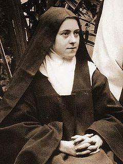 Frases Sobre Nossa Senhora Santa Teresinha Do Menino Jesus