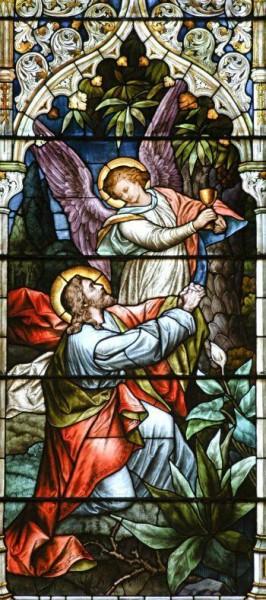 Agonia no Horto - Pro Catedral Santa Maria - Hamilton - Canadá..jpg