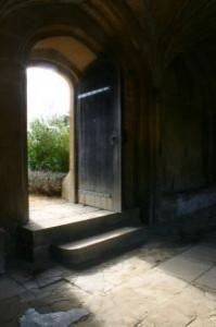 A porta aberta