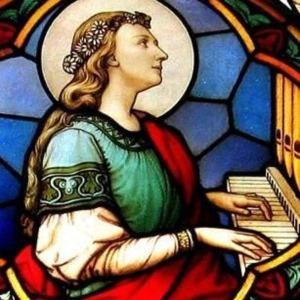 O canto de Santa Cecília