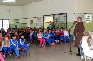 Projeto Futuro e Vida apresentado em duas escolas