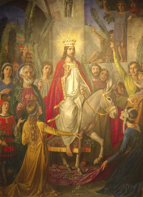 Domingo de Ramos: significado e história