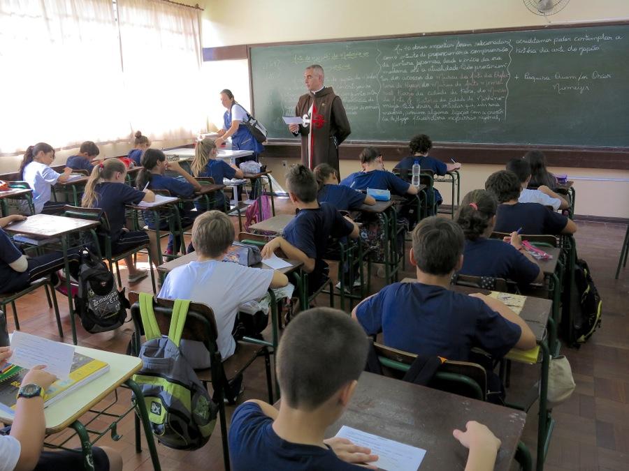 Projeto Futuro e Vida – Escola Estadual Espírito Santo (Vídeo)