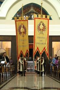 Cerimônia a Nossa Senhora na Catedral de Ponta Grossa (Vídeo)