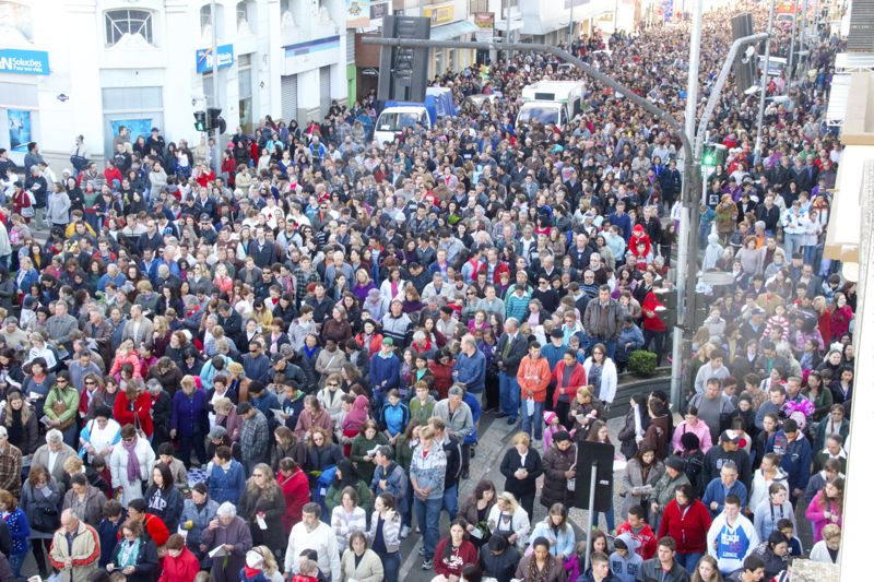 Corpus Christi – De 1264 na Itália até 2014 em Ponta Grossa (Vídeo)