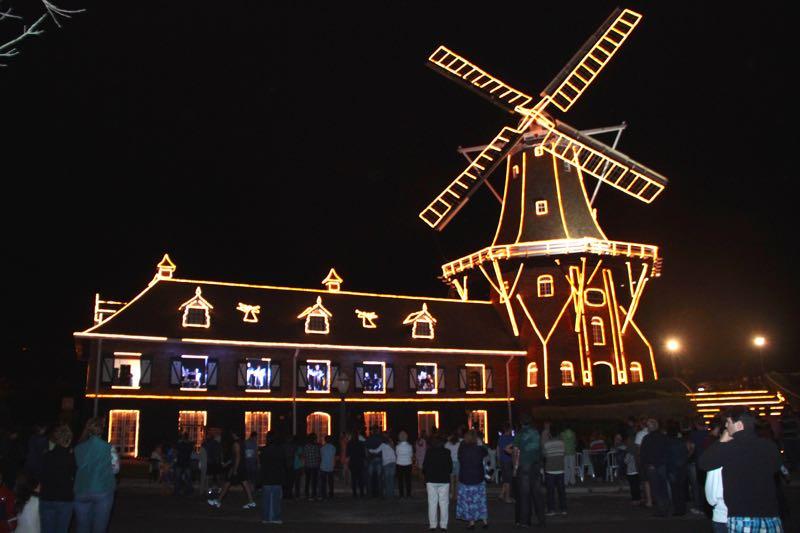 Cantata Natalina na Colônia Holandesa de Castrolanda
