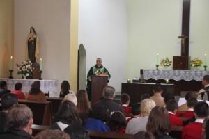 Missa na Colônia Terra Nova