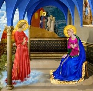 As sete palavras de Maria