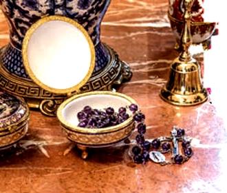 Tesouros escondidos no Rosário