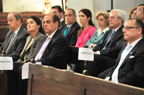 Missa comemorativa do dia nacional da Argentina