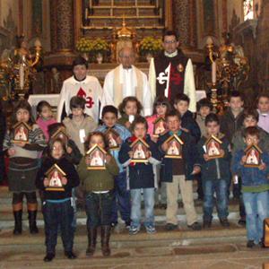 Apostolado do Mini-Oratorio do Imaculado Coração de Maria