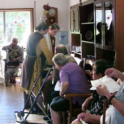 Apostolado com os doentes