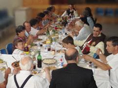 Almoço de convívio em Tabuado