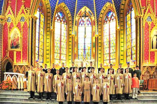 Igreja do Seminário dos Arautos do Evangelho
