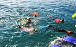 Mergulhos em alto mar