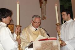P. Júlio do Vale, pároco de Quinta do Conde
