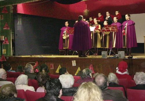 Festa de Natal do Centro Social e Paroquial das Antas
