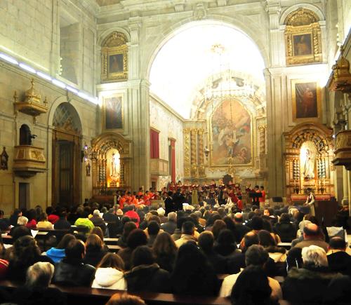 Homenagem musical ao Divino Menino Jesus, em Castelo Branco