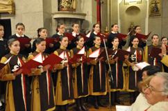 Coro do Sector Feminino dos Arautos do Evangelho