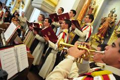 Missa e Encontro em S. Martinho de Sande