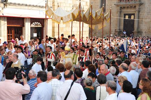 Procissão de S. João, em Braga