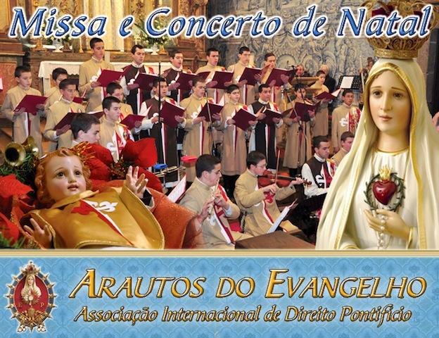 Missa e Concerto de Natal