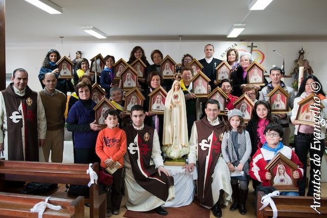 Oratórios em Lustosa