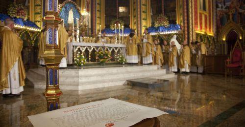 Missa solene em louvor de Nossa Senhora Auxiliadora