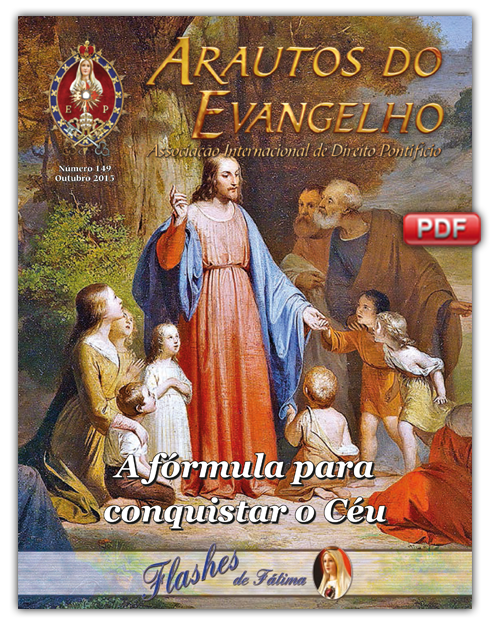 Revista Arautos do Evangelho