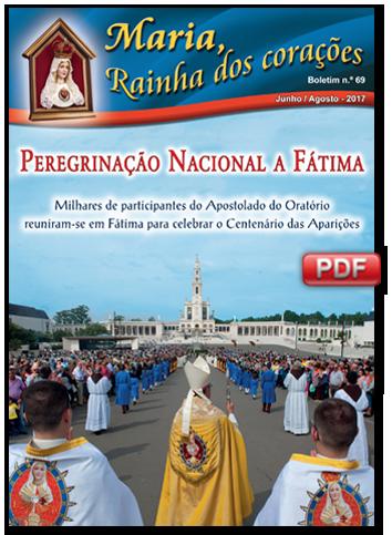 Boletim «Maria, Rainha dos Corações»