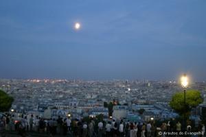 Paris nocturna