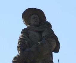 Dom Miguel de Mañara fundador Santa Caridad Sevilla