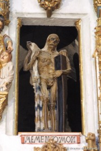 Muerte Catedral de Salamanca 004