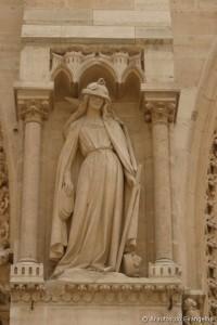 Fe Notre Dame Paris