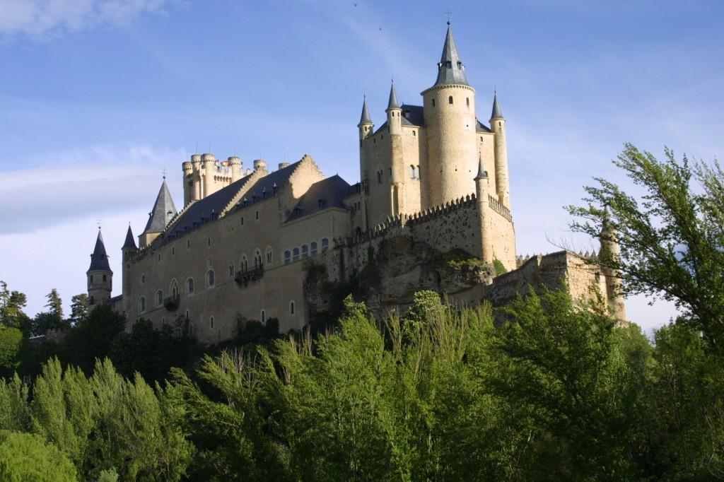 Alcazar de Segovia-España