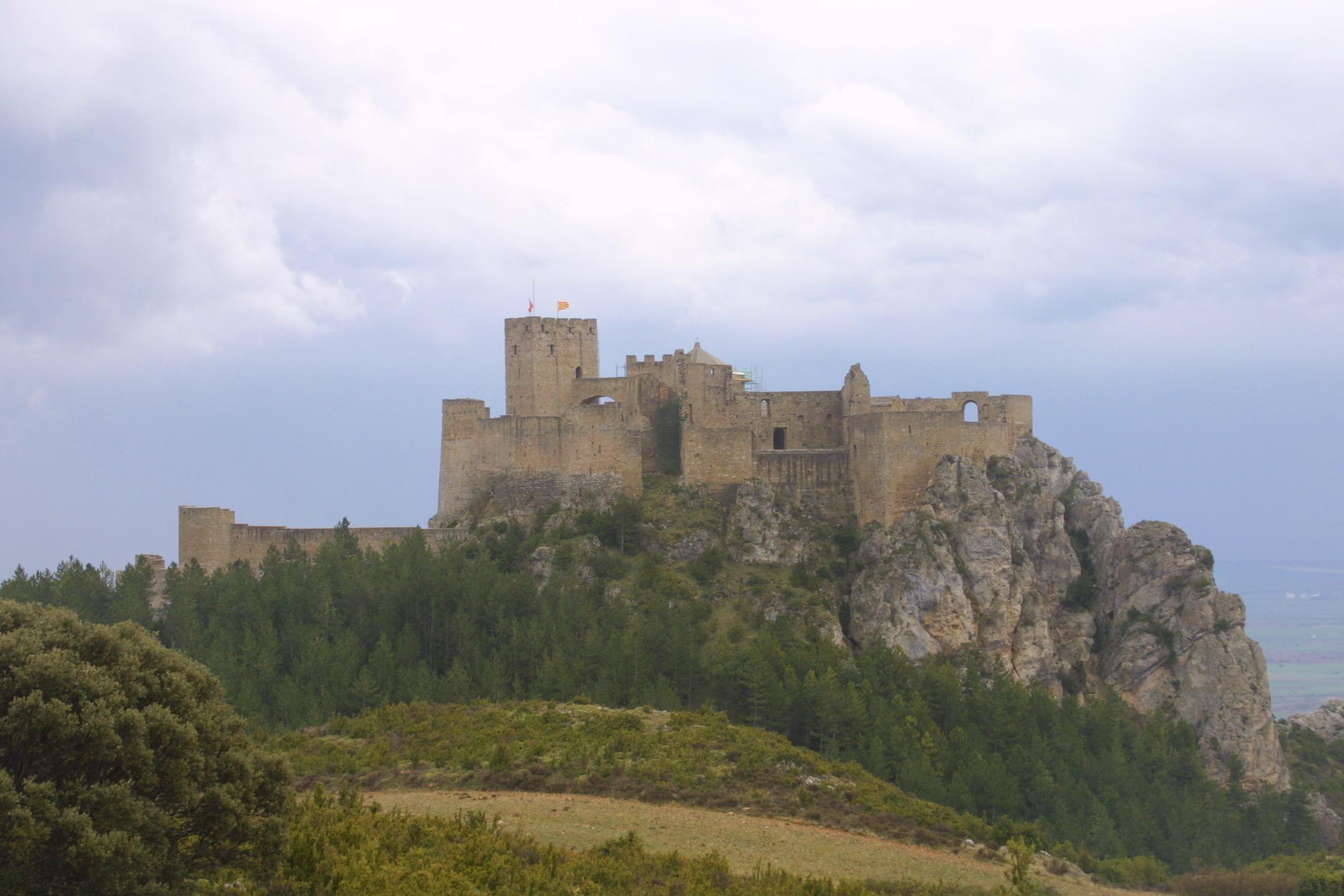 Castillo de Loarre Huesca España 010