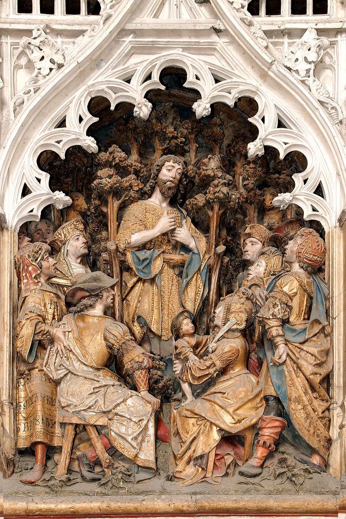 São João Batista (Catedral de Amiens)