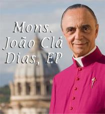 Monsenhor João Clá Dias