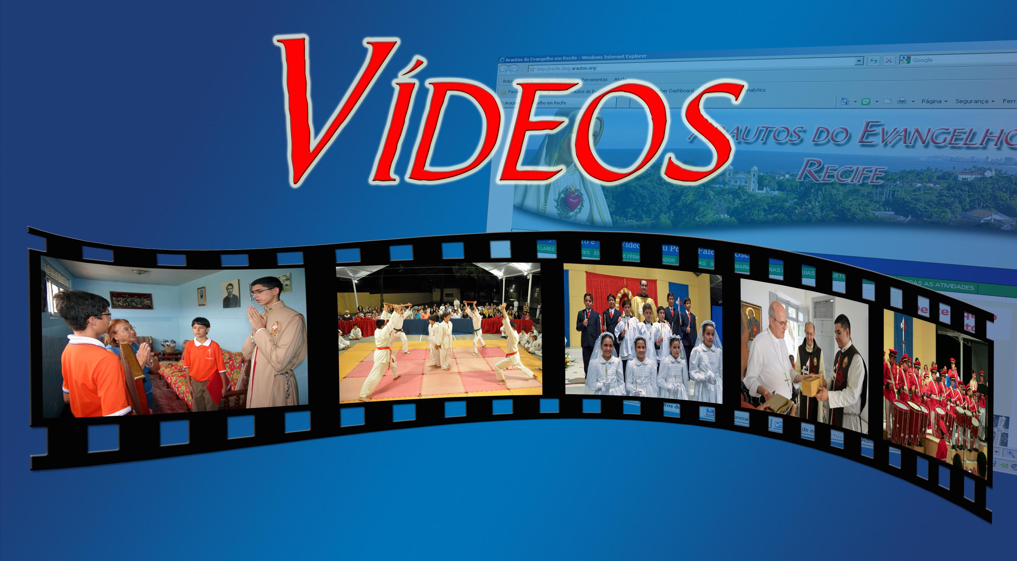 Vídeos do blog dos Arautos do Evangelho de Recife
