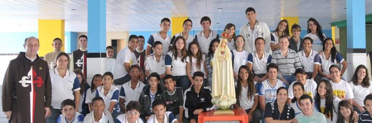 Evangelizando os jovens
