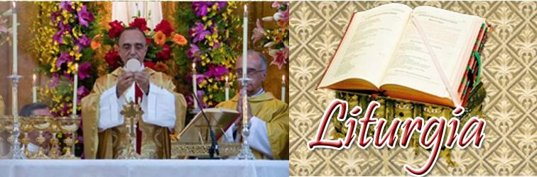 As maravilhas da liturgia
