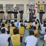 Apresentação do Projeto Futuro e Vida na Escola Domingos Sávio