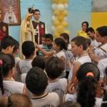 Oração em Conjunto diante da Imagem