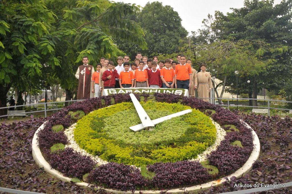 Relógio das Flores - Garanhuns - PE